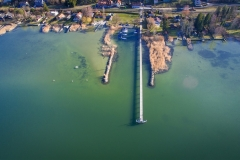 Port de Faoug (Suisse)