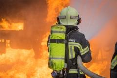 Exercice pompier