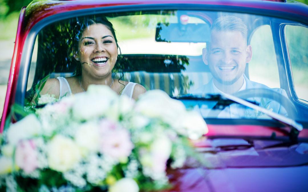 Mariage de Marina & Benjamin