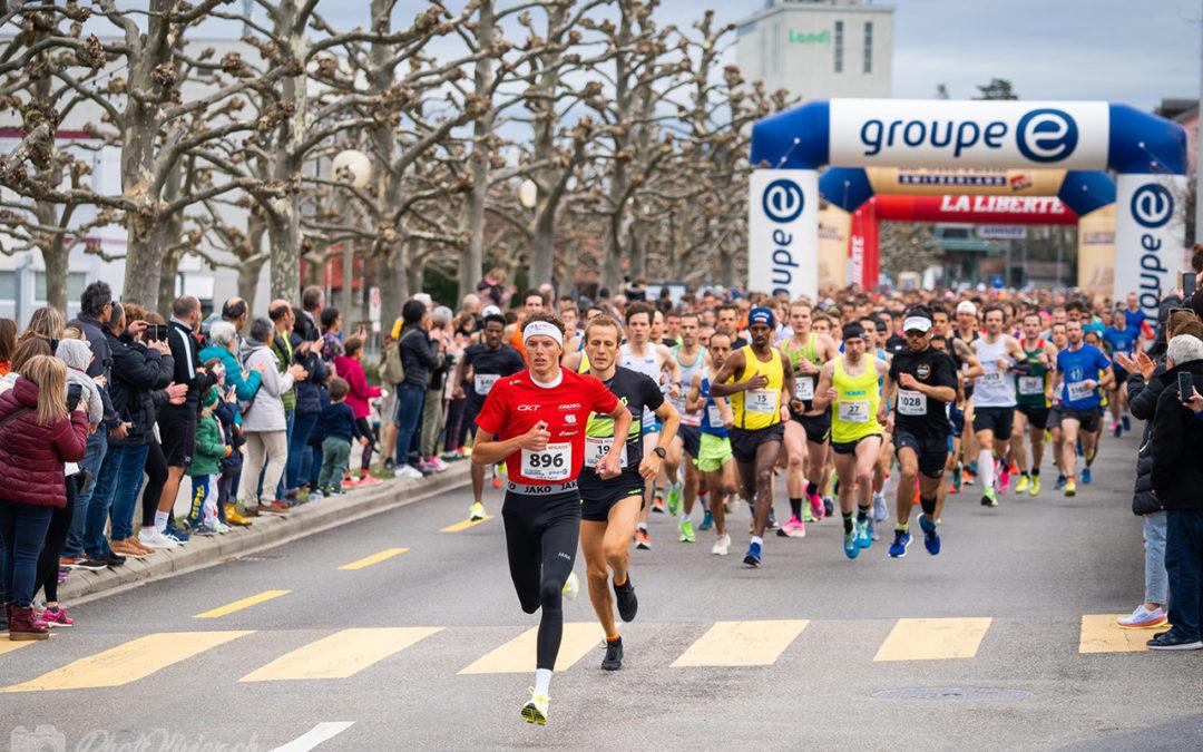Course des 10km de Payerne 2020